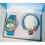 Women Watch Bracelet Gift Set